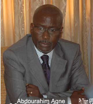 Abdourahim Agne allié de Wade : le ministre est-il sur siège éjectable ?