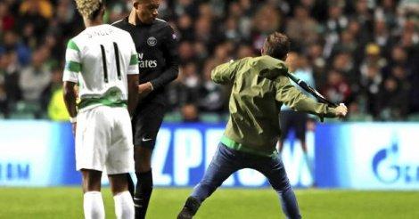 PSG : Un fan du Celtic tente d'agresser Kylian Mbappé