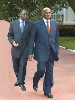 POUR CONSOLIDER ET APPROFONDIR SA VICTOIRE ET PRÉPARER 2012: Wade clone Bennoo et dit ne pas avoir renoncé à recuperer Macky Sall « le fugueur»
