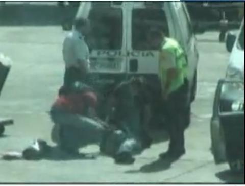 LES POLICIERS ESPAGNOLS METTENT ENCORE LA MAIN SUR MASSSAMBA SECK: L'émigré sénégalais au cachot de Madrid