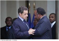 Gabon-France : ils s'aiment toujours autant