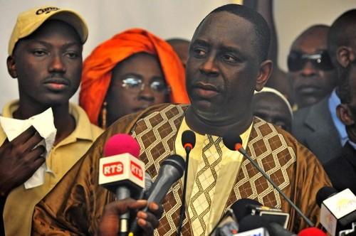 Campagne de dénigrement : Wade travaille à faire passer Macky Sall pour un franc-maçon