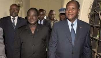 Présidentielle reportée : Henri Konan Bédié distribue sifflets et cartons jaunes