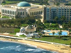 Hôtel Méridien-Président : Don inaliénable du Royaume d'Arabie Saoudite au Sénégal