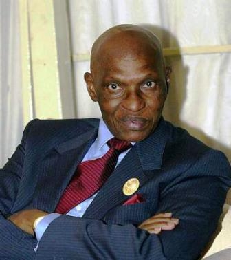 Me Abdoulaye Wade du Sénégal : le généreux président ne paye jamais ses dettes
