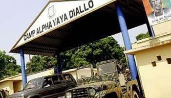GUINEE: Mouctar Diallo prisonnier au camp Alpha-Yaya