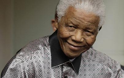 Mandela : « Un honneur »