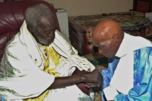 Malgré le « Ndigël » légué par Serigne Saliou : Wade outre passe et devient un problème à Touba