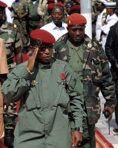La junte offre une grosse récompense pour la capture de Toumba
