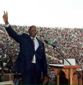 Attendu sur les gradins de Demba Diop : Le président Abdoulaye Wade fait faux bond