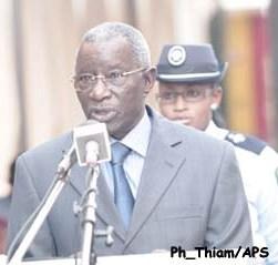 BECAYE DIOP EN VISITE A TOUBA : « Les médiats ne doivent pas publier les résultats avant les organes légaux »