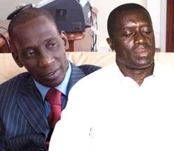Mamadou Diop Decroix à l'inauguration de sa permanence nationale : 'Je suis heureux que Landing Savané m'ait traduit en justice'