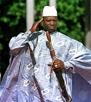 Charter version Jammeh : Quand le Sénégal devient un dépotoir de badauds