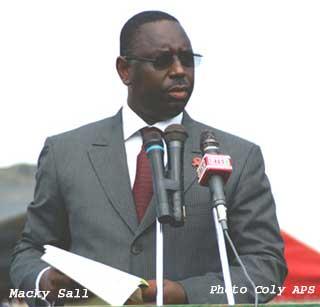 PRESIDANT L'ASSEMBLEE GENERALE DES CADRES DE L'APR : Macky Sall réitère son option pour l'opposition