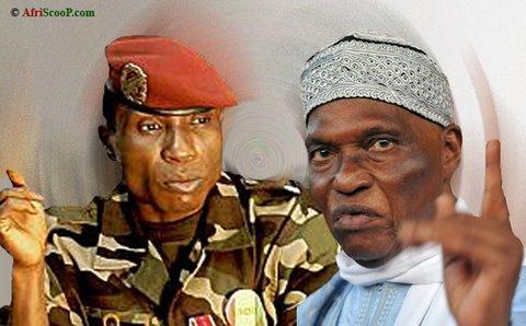 Dadis et se proches tiennent Wade en otage : des messages téléphoniques confondraient le président sénégalais