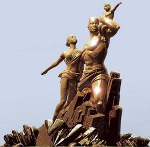 Monument de la Renaissance Africaine: Les Khalifes généraux attaqués par les Imams