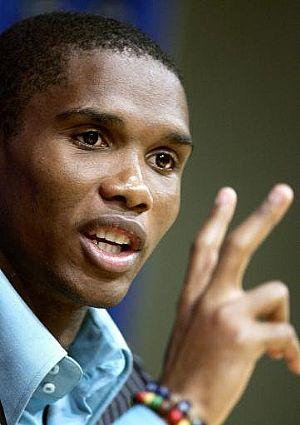 BALLON D'OR AFRICAIN 2009: Samuel Eto'o récompensé à Dakar le 25 février 2010