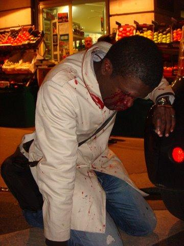 Bataille rangée à Paris : Me Wade exporte ses défauts et fait tomber son masque