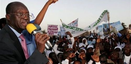 Election présidentielle : Moustapha Niasse théorise une candidature de transition