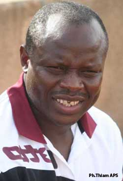 Football : les entraîneurs sénégalais condamnés à mouiller les maillots
