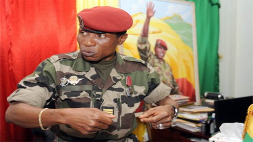 GUINÉE : Moussa Dadis Camara veut rentrer « le plus vite possible »
