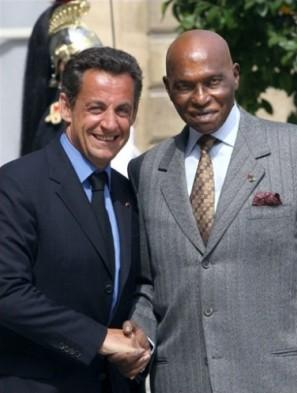 Retrait des troupes françaises : Sarkozy dit niet à Wade