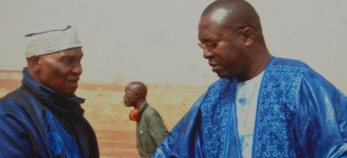 Me Wade à Souleymane Ndéné Ndiaye : 'Construisez-moi une salle de basket le plus rapidement possible'