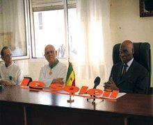 ENSEIGNEMENT PRIVÉ CATHOLIQUE : Me Wade magnifie l'action du collège Sacré-Cœur
