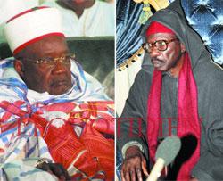 SENEGAL: Wade comptait jouer sur la division des Tidjanes