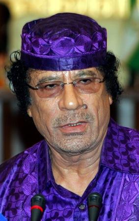 Union Africaine : le dernier sommet de Kaddafi