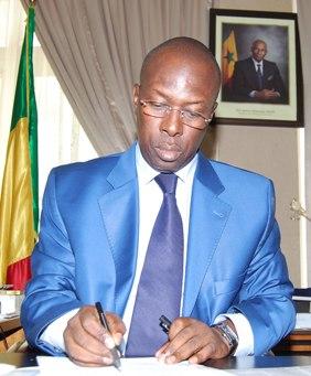 REAMENAGEMENT: Souleymane Ndéné Ndiaye menacé