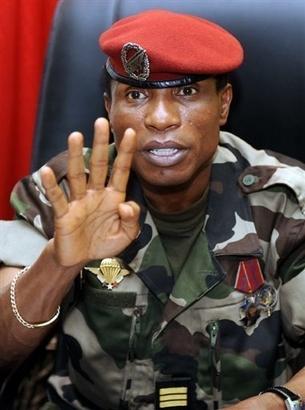 Guinée : Fin de parcours pour le Capitaine Dadis Camara