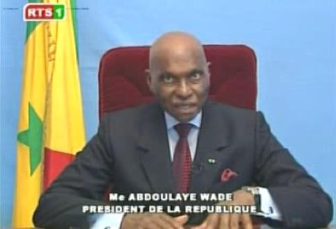[ VIDEO ] L'intégralité du message à la nation du chef de l'Etat