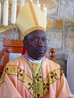 REGRETS DU CHEF DE L'ETAT : Le cardinal Théodore Adrien Sarr prend acte et réitère son appel au calme