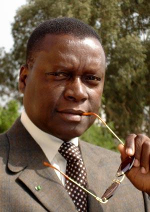 Pierre Goudiaby Atépa se départit de son titre de Conseiller spécial du Président