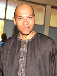 """REMARIAGE DE WADE FILS : Karim trouve """" chaussure Sénégalaise"""