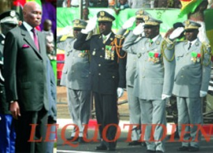 Népotisme et favoritisme dans les rangs de l'armée : le président Wade frustre le corps militaire