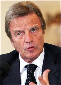 La Guinée vue par Kouchner