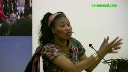 Accusée d'avoir roulé un italien dans la farine : Aïssata Talla Sall dément