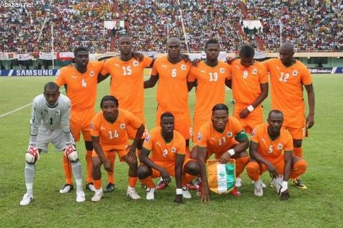 CAN 2010: La Côte d'Ivoire tenue en échec