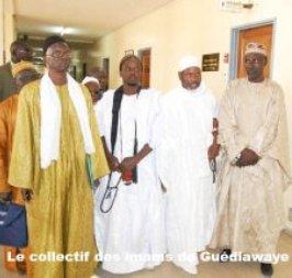 CONVOQUÉS EN AUDIENCE AU PALAIS: Les Imams n'ont pas vu l'ombre de Wade