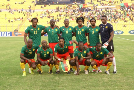 [VIDEO] CAN 2010 (Gr. D): Le Gabon s'offre le Cameroun ! 1- 0