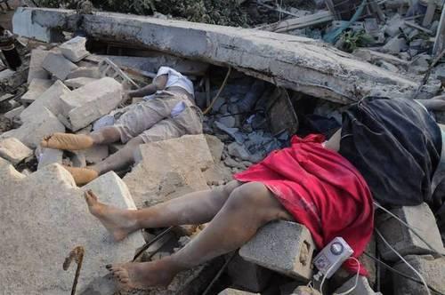 Séisme en Haïti : vers un effroyable bilan