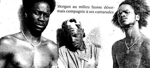 KEUR-GUI DE KAOLACK VOLE EN ÉCLATS: Morgun s'évade avec une vieille Espagnole