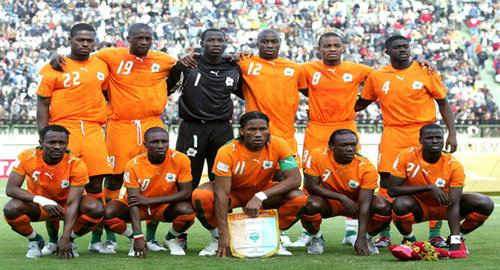 CAN 2010: La Côte d'Ivoire tient son billet 3 - 1