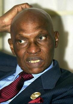 Parti démocratique sénégalais libéral : Abdoulaye Wade mal parti