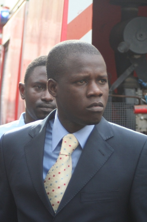 MAMADOU LAMINE MASSALY: «Léopold Tamba m'en veut»