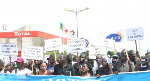 VIOLENCE AU SENEGAL: LA TRISTE LOI DES SERIES