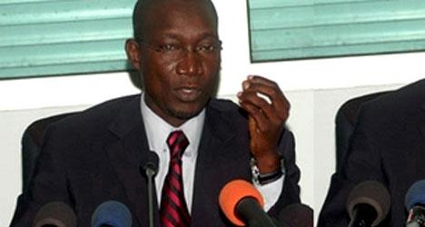 Attentat contre les socialistes : le ministre de la Justice face à ses mots