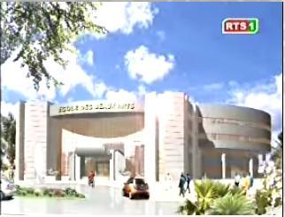 L'ouvrage ne sera livré qu'en mars 2011 : Le grand théâtre de Dakar ne servira pas pour le Fesman